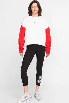 Nike W Nsw Club Crop Futura Tayt Ck3967-010 3