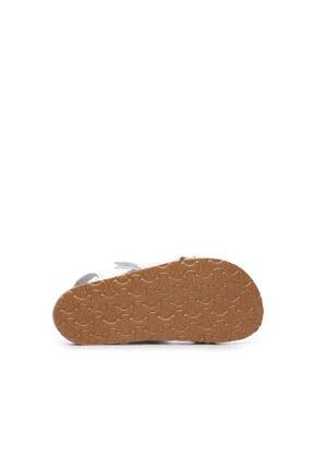 Kemal Tanca Unisex Çocuk Beyaz Derı Sandalet 719 300 Cck 22-30 Y19 4