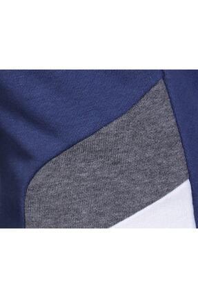 HUMMEL Erkek Mavi Paçası Lastikli Spor Eşofman Altı 3