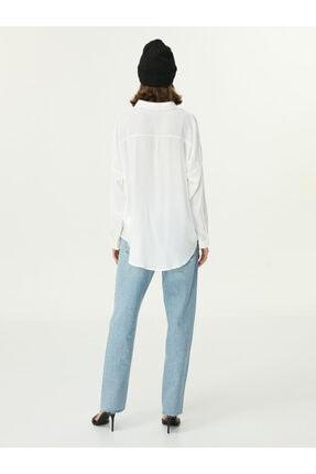 Twist Oversize Gömlek 4