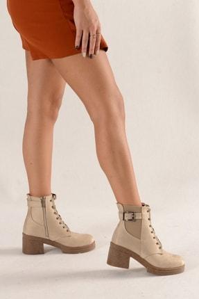 Nil Shoes Vizon Süet Yuvi Bot 2