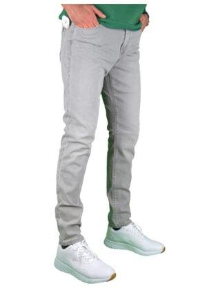 Picture of Açık Gri, Slim Fit, Kot Pantolon
