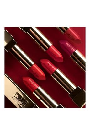Yves Saint Laurent Rouge Pur Couture Saten Parlaklığında Ikonik Ruj 81 - Violine Désinvolte 3614272138537 1