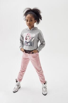 Picture of Kız Çocuk Pembe Pantolon 20fw0tj4210