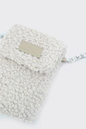 Housebags Kadın Peluş Omuz Askılı Cep Telefonu Çantası 199 2