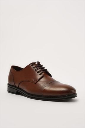 Hotiç Hakiki Deri Erkek Taba Klasik Ayakkabı 02AYH211040A370 1