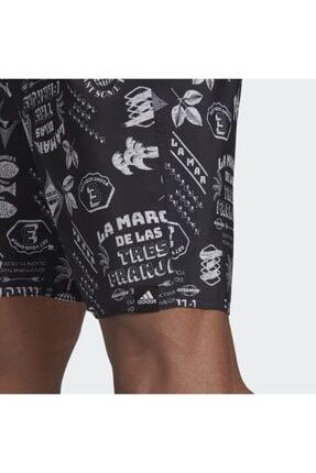 adidas Erkek Festıwld Clx Cl Erkek Havuz Deniz Şortu 4