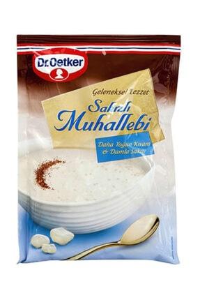 Dr. Oetker Türk Tatlısı Sakızlı Muhallebi 150 gr 1