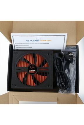 GAMETECH Gtp-700 V2 700w 80 Plus Bronze Power Supply Pc Güç Kaynağı 4