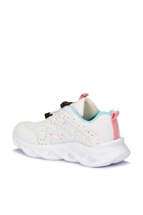 Vicco Hyper Unisex Çocuk Beyaz Spor Ayakkabı 3
