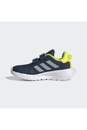 adidas TENSAUR RUN C Gri Erkek Çocuk Spor Ayakkabı 101085035 3