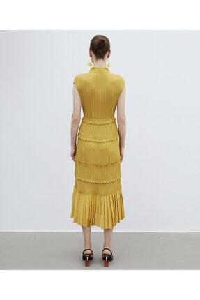 İpekyol Pilili Elbise 2