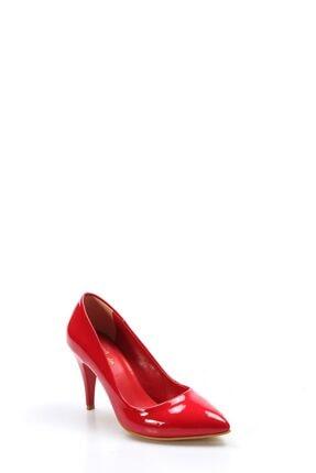 Fast Step Kırmızı Rugan Kadın Stiletto Ayakkabı 629za039-089 3