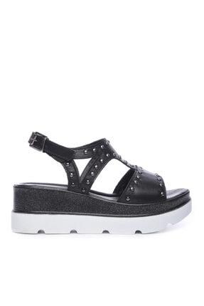 Kemal Tanca Kadın Derı Sandalet Sandalet 169 53080 Bn Sndlt 0