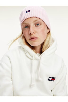 Tommy Hilfiger Tjw Badge Polar Fleece Hoodıe 1