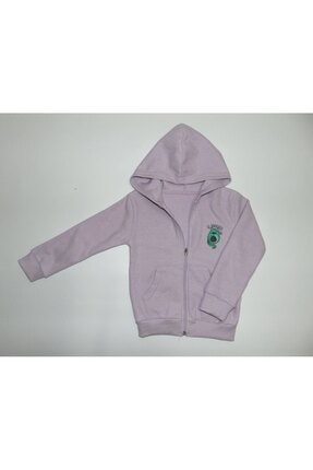 BKC BAŞAK KİDS CLUB Kapüşonlu Fermuarlı Sweatshirt 1