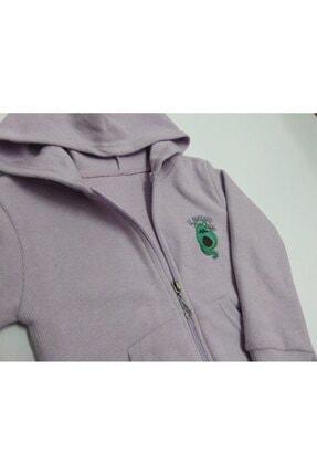 BKC BAŞAK KİDS CLUB Kapüşonlu Fermuarlı Sweatshirt 2