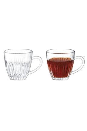 Madame Coco Cavalier 4'lü Çay Fincanı 200 ml 1