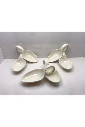 Tekbir Lüx Porselen 6'lı Sosluk Reçellik Drajelik 0