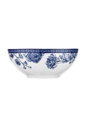 Kütahya Porselen Blue Blanc 6 Kişilik 24 Parça Yemek Takımı 3