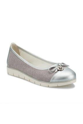 161012.Z Gümüş Kadın Ayakkabı 100508797 resmi