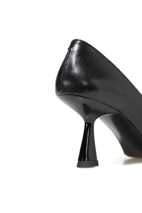 Butigo 20k-550 Siyah Kadın Topuklu Ayakkabı 3