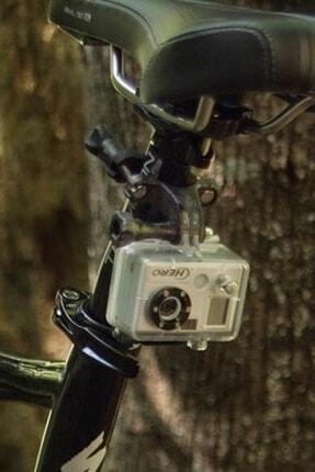 GoPro Bağlantı Parçası Sele Borusu Ve Gidon İçin 5Gpr-Grh30 1