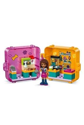 LEGO Friends Andrea'nın Alışveriş Oyun Küpü 41405 0