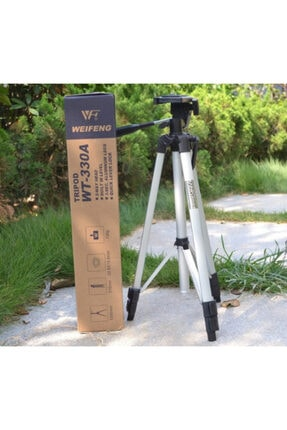 Appa Profesyonel Tripod Kamera Fotoğraf Makinesi Wt-330a 135 cm 2