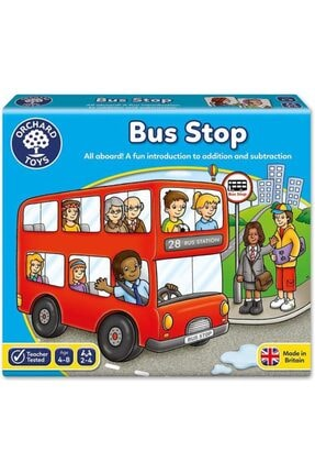 ORCHARD Eğitici Oyunlar Otobüs Durağı 032 / 0