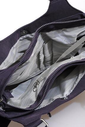 Smart Bags Kadın Mor Omuz Çantası 1163-0027 3
