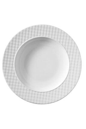 Zem Beyaz 6 Kişilik 18 Parça Porselen Yemek Takımı 1