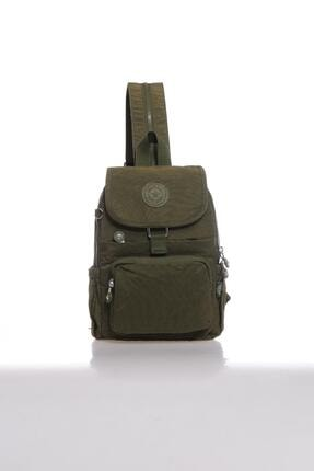 Smart Bags Kadın Koyu Yeşil Sırt Çantası Smbk1138-0029 0