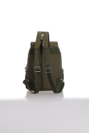 Smart Bags Kadın Koyu Yeşil Sırt Çantası Smbk1138-0029 2