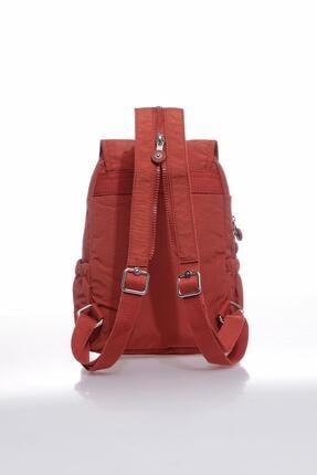 Smart Bags Kadın Kiremit Rengi Sırt Çantası 2