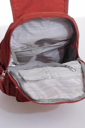 Smart Bags Kadın Kiremit Rengi Sırt Çantası 3