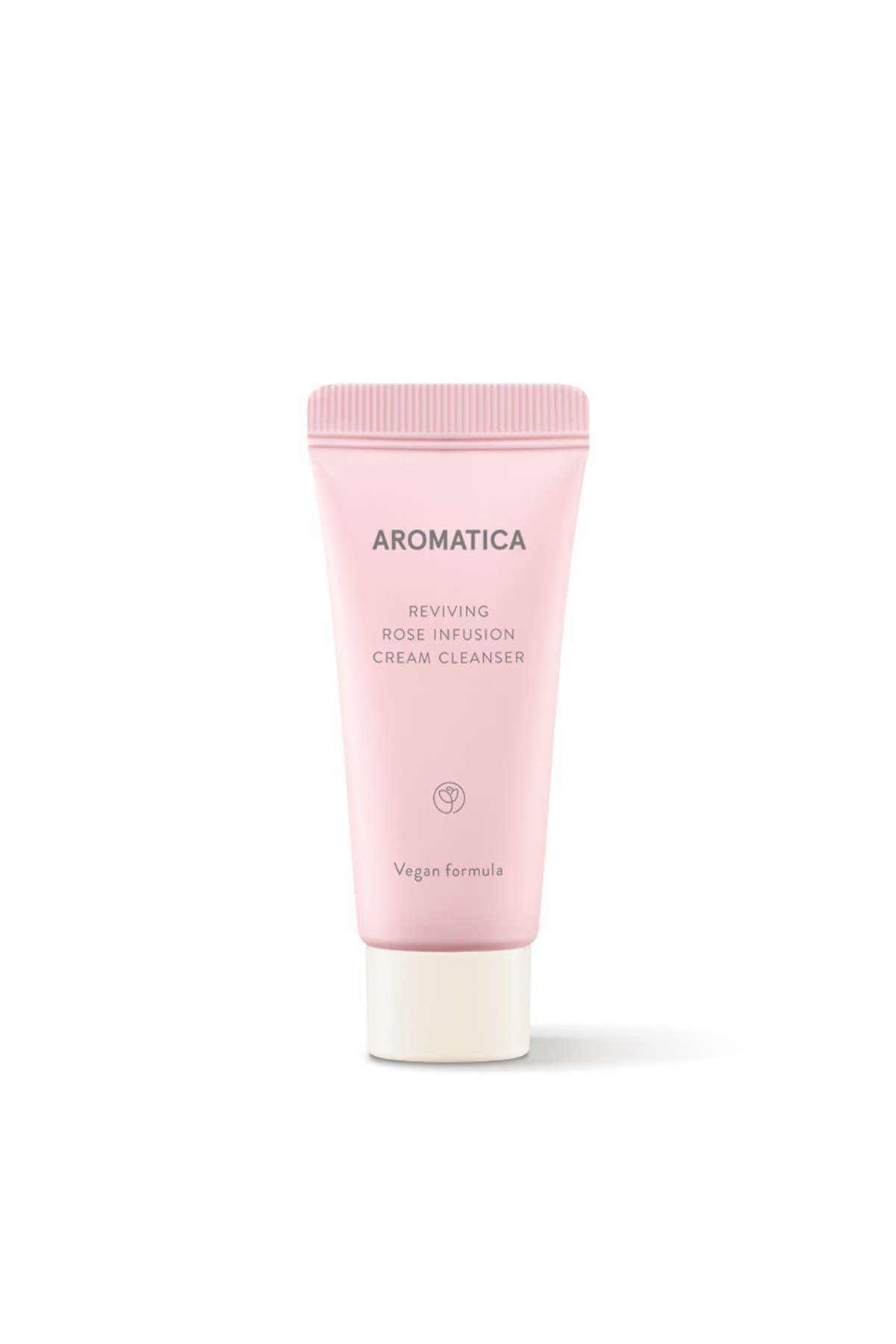 Reviving Rose Infusion Cream Cleanser Mini – Gül Ekstreli Temizleyici Krem Mini