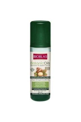 Bioblas Botanic Oils Argan Yağlı Sıvı Saç Kremi 200 ml 0