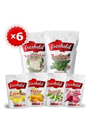 Fresheld Bol Sebze Paketi 0