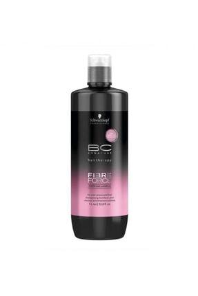 Bonacure Işlem Görmüş Saçlar Için Bakım Şampuanı 1000 ml - Fibre Force Keratin Shampoo 4045787347791 0