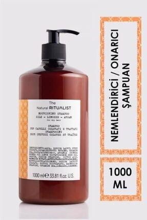 The Natural Ritualist Argan Kuru Ve Yıpranmış Saçlar Için Onarıcı Şampuanı 1000 ml 0