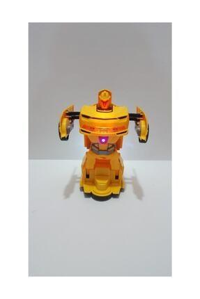 transformers Uzaktan Kumandalı Robot Olan Araba Bumble Bee 2