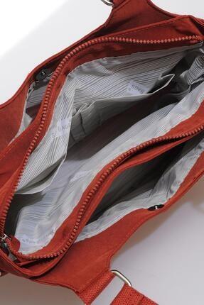Smart Bags Kadın Kiremit Omuz Çantası Smbk1163-0128 3