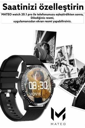 MATEO Akıllı Saat 20.01 Pr0 Kadran Resmi Değiştirme 1