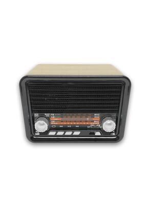 Bluetoothlu Nostaljik Müzik Çalar & Radyo Rt-302 P3S9057