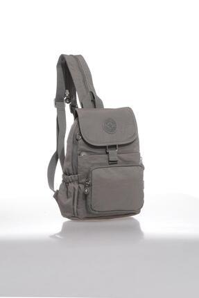 Smart Bags Kadın Gri Sırt Çantası Smbk1138-0078 1