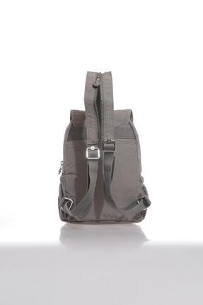 Smart Bags Kadın Gri Sırt Çantası Smbk1138-0078 2