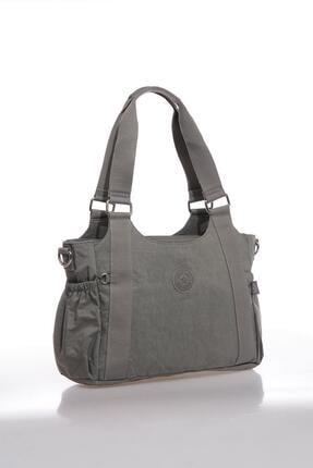 Smart Bags Kadın Gri Omuz Çantası Smbk1163-0078 1