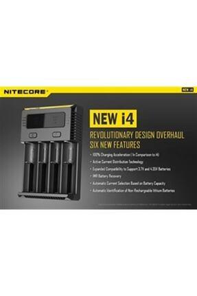 Nitecore I4 Yeni Lithium Pil Şarj Aleti Pilsiz 0