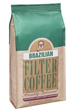 Mehmet Efendi Brazilian Filtre Kahve 250 gr 0